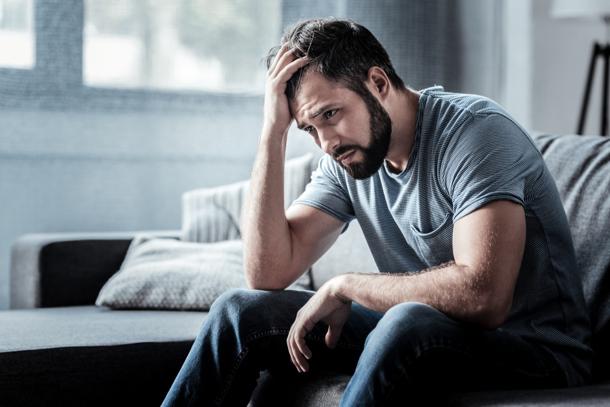 low testosterone and depression link